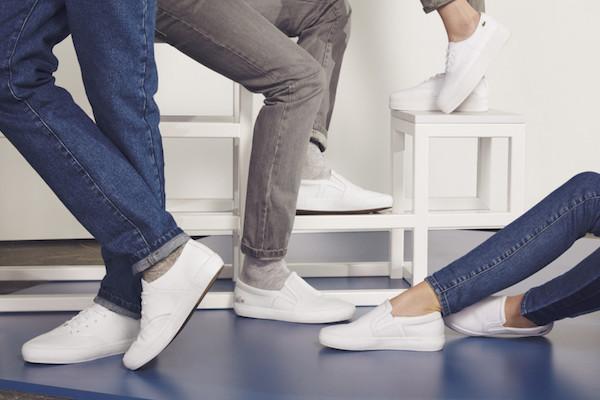 les meilleures chaussures en toile pour homme gentleman moderne. Black Bedroom Furniture Sets. Home Design Ideas