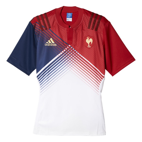 maillot de l'équipe de France de Rugby 6 nation