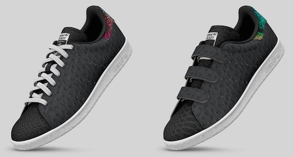 Stan Smith Noire Scratch