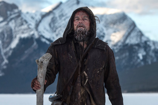 the revenant critique film
