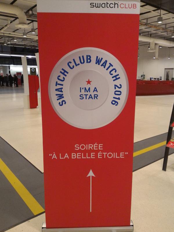 Club Swatch