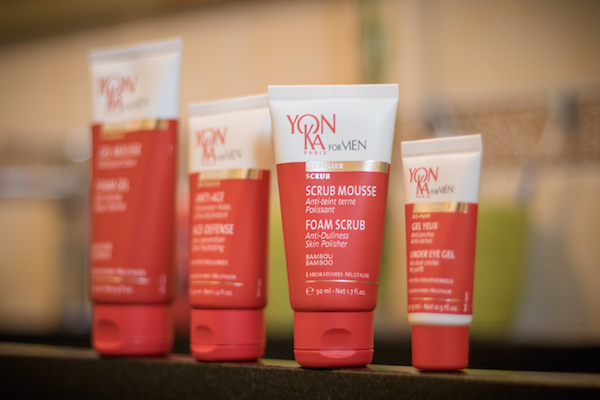 avis yonka for men test scrub mousse