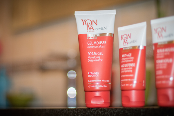 avis yonka for men test gel mousse nettoyant doux