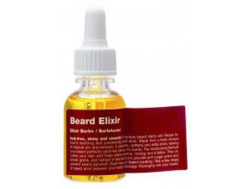 huile pour barbe-elixir-hydratante-adoucissante huile a barbe