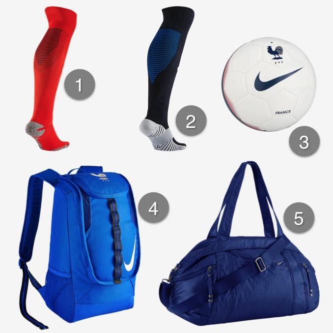 maillot equipe de france euro 2016 chaussettes ballon sac de sport