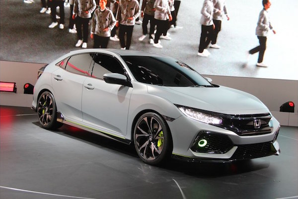 salon auto geneve 2016 Civic_honda
