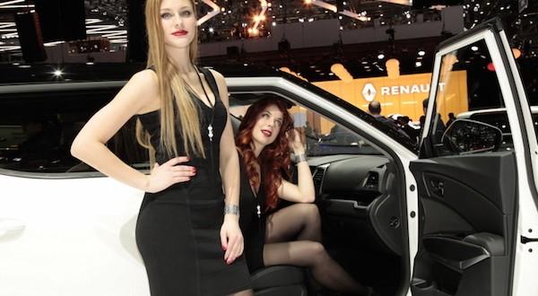 salon auto geneve 2016 hotesses sexy