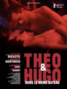showeb printemps 2016 Theo et Hugo dans le meme bateau