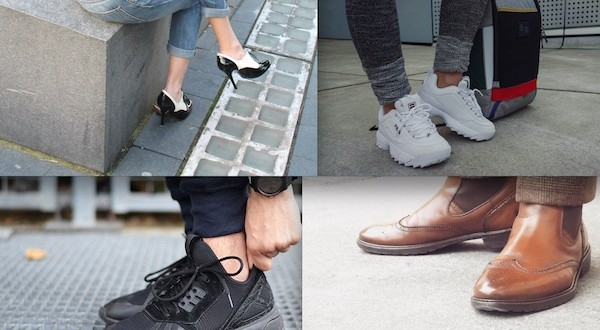 sneakers chaussures le match