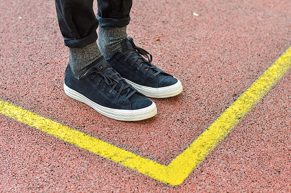 sneakers vs chaussures LPF3
