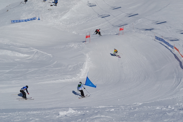 GEM Altigliss challenge de Val d-Isere descente