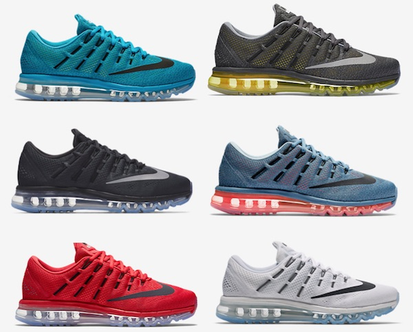 nike air max 2016 grise et rouge