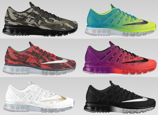 air max 2016 personnalisee