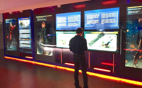 avengers-station-exposition visite