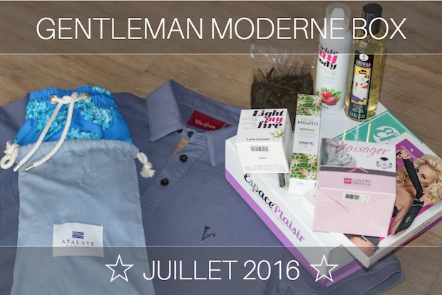 box gentleman moderne juillet 2016