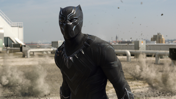 critique civil war black panther