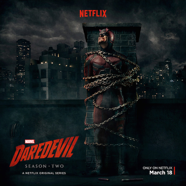 critique daredevil saison 2 daredevil
