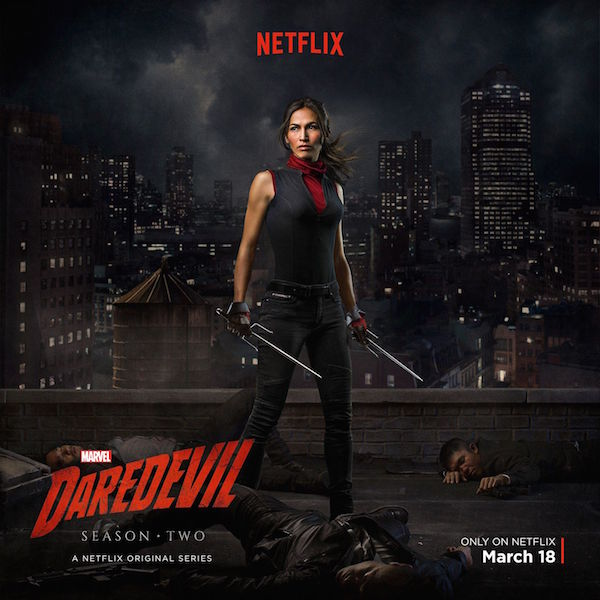critique daredevil saison 2 elektra