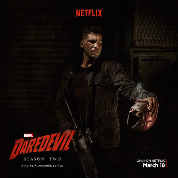 critique daredevil saison 2 punisher