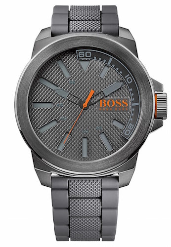 montre homme boss new york schwarz