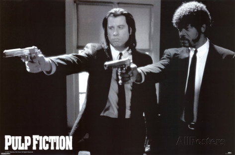 poster film culte pulp-fiction