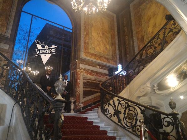 villa schweppes hotel marois 3