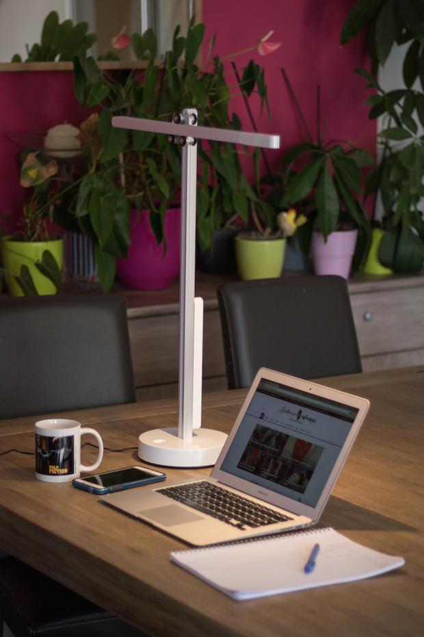 Lampe de bureau Dyson CSYS avis test