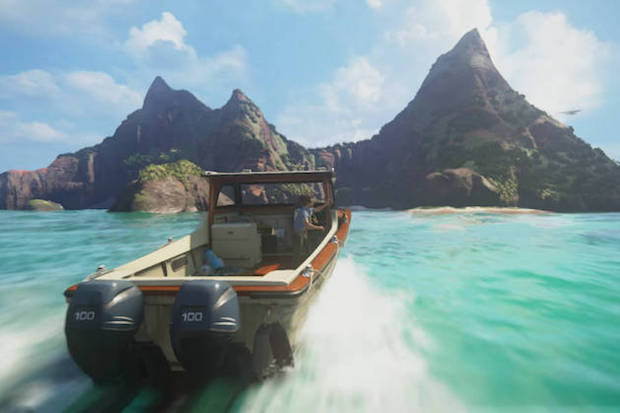 Uncharted-4 test