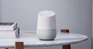 assistant domestique google home