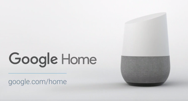 assistant personnel google home