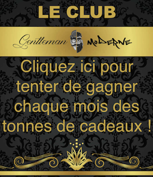 blog masculin lifestyle club gentleman moderne