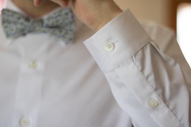chemise the nines test avis bouton nacre