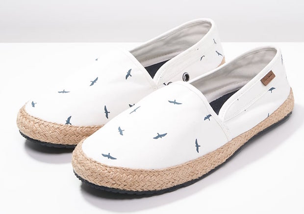 espadrilles homme pepe jeans