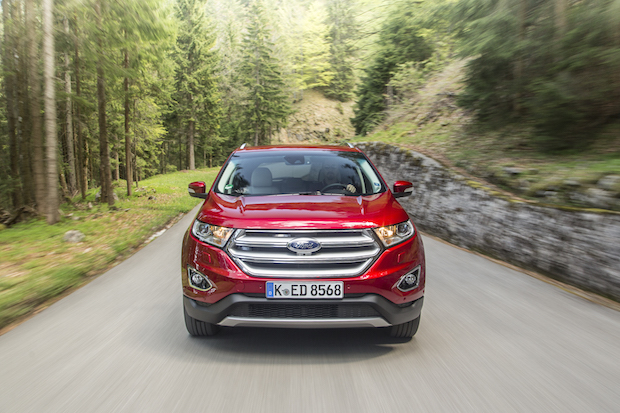 essai ford edge suv