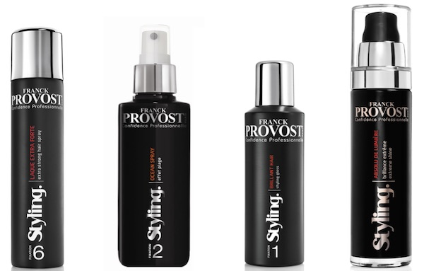 gamme styling provost