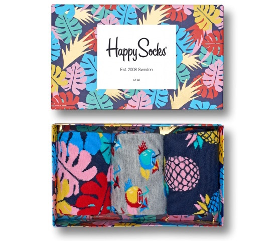 idee cadeau fete des meres chaussettes colorees