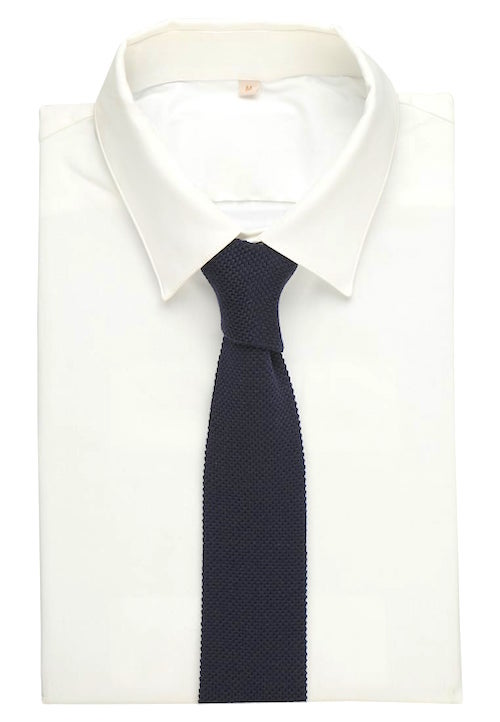 idee cadeau fete des peres cravate en laine