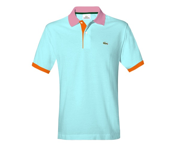 polo personnalise lacoste