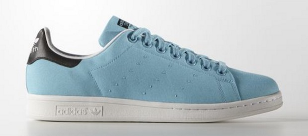stan smith colorees uni bleu ...