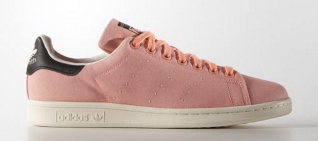stan smith colorees uni rose