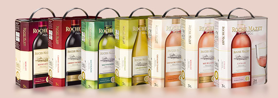 Bag-in-Box Roche Mazet