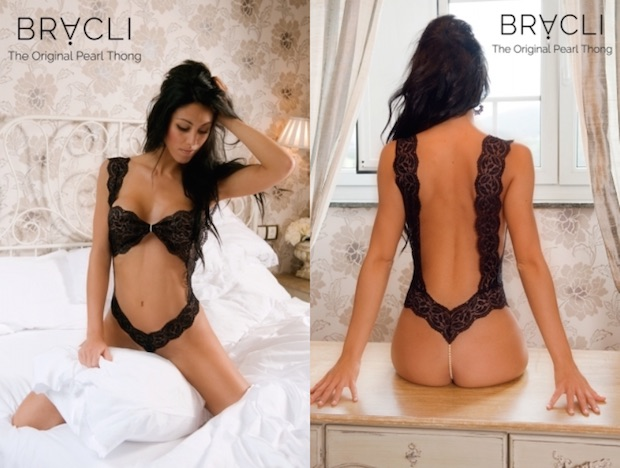 Bracli body perle sexy fesses