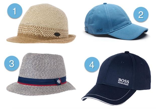 indispensable pour la plage homme casquette chapeau