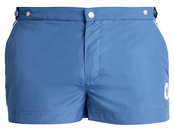 maillot de bain de marque homme hom cap corse swim shorty 01 maillot de bain boxer rayures homme. Black Bedroom Furniture Sets. Home Design Ideas