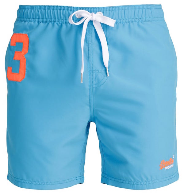 maillot de bain homme tendance superdry miami waterpolo