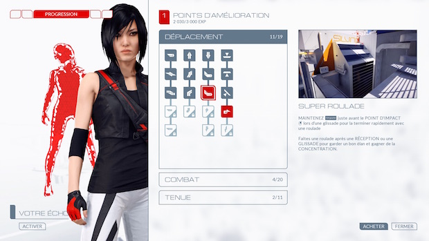 mirrors edge catalyst test avis competence