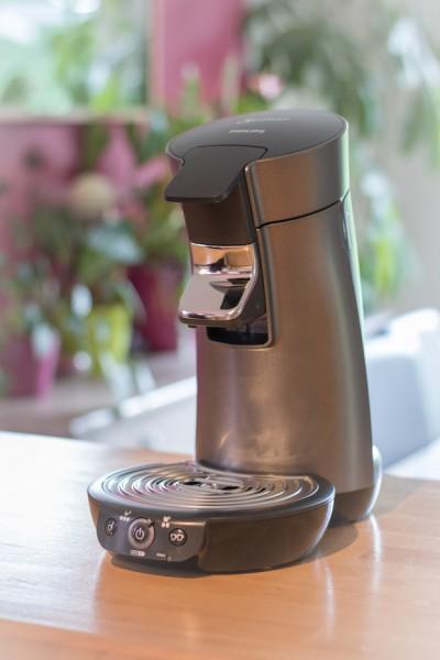 test avis machine caf senseo viva gentleman moderne. Black Bedroom Furniture Sets. Home Design Ideas