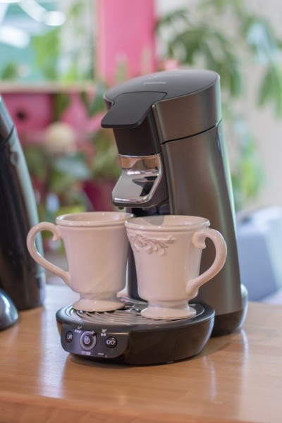 senseo viva test avis machine a cafe tasse