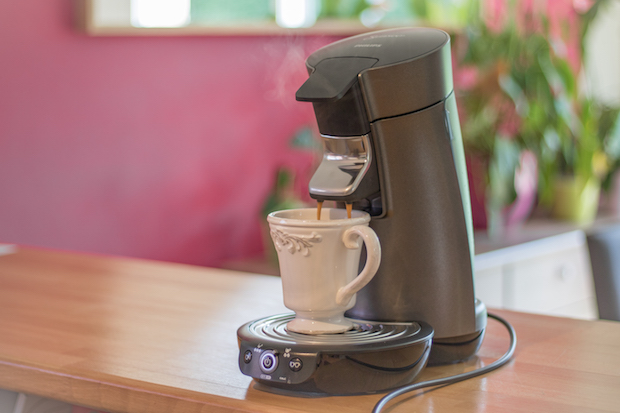senseo viva test avis machine a cafe