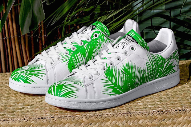 stan smith pharrell williams palmier
